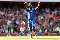 Romelu Lukaku of Everton after Arsenal vs Everton, Premier League Football at the Emirates Stadium on 21st May 2017