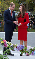 Kate, Duchess of Cambridge & Prince William open Visitor Centre - New Zealand