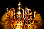 An amazing rendition of Avalokitesvara Buddha, also know as the Thousand Hands Buddha, located in the Seven Buddha Pavilion at the International Buddhist Temple in Richmond, BC.