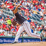 11 September 2016: Washington Nationals starting pitcher Gio Gonzalez on the mound against the Philadelphia Phillies at Nationals Park in Washington, DC. The Nationals edged out the Phillies 3-2 to take the rubber match of their 3-game series. Mandatory Credit: Ed Wolfstein Photo *** RAW (NEF) Image File Available ***