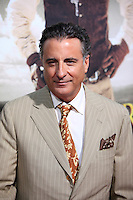 "LOS ANGELES - MAY 31:  Andy Garcia arriving at the ""For Greater Glory"" Premiere at AMPAS Theater on May 31, 2012 in Beverly Hills, CA"