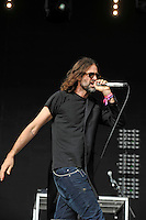 LONDON, ENGLAND - JULY 16: Andrew Wyatt of 'Mike Snow' performing at Lovebox, Victoria Park on July 16, 2016 in London, England.<br /> CAP/MAR<br /> &copy;MAR/Capital Pictures /MediaPunch ***NORTH AND SOUTH AMERICAS ONLY***