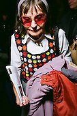 Warsaw September October 2010 Poland <br /> XVI The International Chopin Piano Competition.<br /> The International Chopin Piano Competition takes place every five years and is<br /> one of the oldest classical music  competitions in the world. It brings together international public of melomans, fanatics and ordinary classical music lovers. The  multicultural public  as well as its elegant and extravagant  evening galas were present from the very  first day of the festival. All in the name of love for  Chopin's music.<br /> (Photo by Filip Cwik / Napo Images)<br /> <br /> PICTURE TAKEN ON NEGATIVES<br /> <br /> Warszawa wrzesien pazdziernik 2010 Polska<br /> XVI Miedzynarodowy Konkurs Chopinowski.<br /> Miedzynarodowy Konkurs Pianistyczny imienia Fryderyka Chopina, odbywa sie co piec lat w Polsce i jest jednym z najstarszych muzycznych konkursow na swiecie. Zgromadzil on miedzynarodowa publicznosc, krytykow, melomanow i fascynatow. Wielokulturowosc, wytworne i odswietne stroje oraz ekstrawagancja towarzyszyly Konkursowi od pierwszego dnia. Niezaleznie jednak od wieku i miejsca pochodzenia, wszystkich zgromadzonych w Warszawskiej Filharmonii laczyla milosc do muzyki Chopina.<br /> (fot. Filip Cwik / Napo Images)