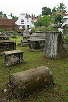 Fort Cochin, Kochi, Kerala, India, March 2008. Fort Cochin was colonialised by the Portugese, Dutch and British, It was an important port for the spice trade with the west. Photo by Frits Meyst/Adventure4ever.com