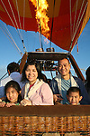 20111220 Hot Air balloon Gold Coast 20 December