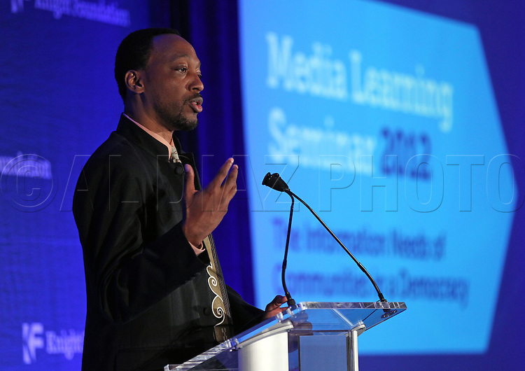 Knight Foundation's Media Learning Seminar 2012 at the Hotel InterContinental,Miami, Florida on Monday, February 20.