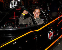 Antonio Sabato Jr. At Batman Event
