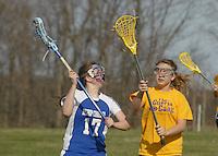 Girls Lacrosse vs Chatard 3-26-09