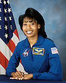 Houston, TX - June 19, 1997 -- Astronaut Stephanie D. Wilson, mission specialist, STS-121, a return-to-flight test mission and assembly flight to the International Space Station (ISS).  The mission is scheduled for launch no earlier than July, 2006..Credit: NASA via CNP