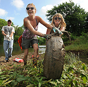 West Fork of the White River Cleanup