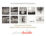 """Michael Knapstein was named a finalist in the Photolucida CRITICAL MASS 2016 international competition for his """"Midwest Memoir"""" portfolio of 10 images."""