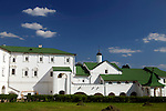 Europe, Russia, Suzdal. Archbishops' Chambers.