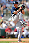 16 March 2007: New York Yankees pitcher Ron Villone on the mound against the Houston Astros at Osceola County Stadium in Kissimmee, Florida...Mandatory Photo Credit: Ed Wolfstein Photo