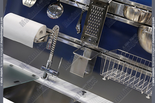 FRANKE Active Kitchen Stainless steel sink and accessories