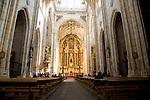 San Esteban Convent Church, Salamanca, Castile and Leon, Spain