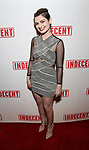 attends the Broadway Opening Night After Party for  'Indecent' at Bryant Park Grill on April 18, 2017 in New York City.