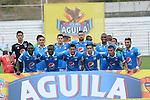 Rionegro Águilas igualó como local 0-0 con Millonarios. Fecha 4 Liga Águila I-2017.