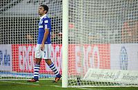 FUSSBALL   1. BUNDESLIGA   SAISON 2011/2012   20. SPIELTAG FC Schalke 04 - FSV Mainz 05                                  04.02.2012 Raul (FC Schalke 04)  entteuscht