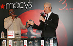 """MACY'S HERALD SQUARE WELCOMES SEAN """"DIDDY"""" COMBS FOR THE WORLD PREMIERE AND WINDOW UNVEILNG OF HIS NEW FRAGRANCE 3AM"""