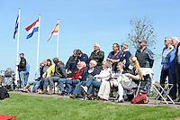 ZEILEN: LEMMER: 05-05-2016, Skûtsjesilen Lemmer Ahoy, publiek, ©foto Martin de Jong