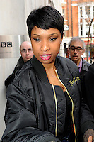 MAR 06 Jennifer Hudson Leaving BBC Radio 2