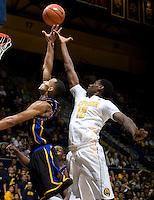CAL Men's Basketball vs. Coppin State, November 8, 2013