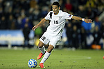 12 December 2014: Providence's Dominik Machado. The University of California Los Angeles Bruins played the Providence College Friars at WakeMed Stadium in Cary, North Carolina in a 2014 NCAA Division I Men's College Cup semifinal match. UCLA won the game 3-2 in overtime.
