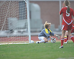 Oxford High vs. Lafayette High in girls high school soccer in Oxford, Miss. on Saturday, December 8, 2012. Oxford won 1-0.