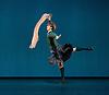 The Royal Danish Ballet soloists &amp; principals <br /> Bournoville Celebration <br /> at The Peacock Theatre, London, Great Britain <br /> press photocall<br /> 9th January 2015 <br /> <br /> La Sylphide <br /> <br /> <br /> Ulrik Birkkjaer as James<br /> <br /> <br /> <br /> <br /> Photograph by Elliott Franks <br /> Image licensed to Elliott Franks Photography Services