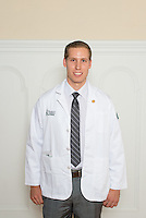 Benjamin Albertson. Class of 2017 White Coat Ceremony.