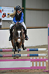 Class 7. 128-138 Handicap. British Showjumping (BS). Brook Farm Training Centre. Essex. 18/03/2017. MANDATORY Credit Garry Bowden/Sportinpictures - NO UNAUTHORISED USE - 07837 394578