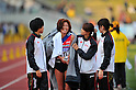 Hitomi Niiya (JPN), NOVEMBER 23, 2011 - Athletics : Hanji Aoki Cup 2011 International Chiba Ekiden, Start & Goal at Chiba Sports Center, Chiba, Japan. (Photo by Jun Tsukida/AFLO SPORT)[0003]