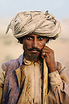 Farmer, Balochistan, Pakistan, 1980<br />