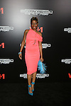 "Actress Tasia Sherel Attends VH1 Original Movie ""CrazySexyCool: The TLC Story"" Red Carpet Premiere Held at AMC Loews Lincoln Square, NY"