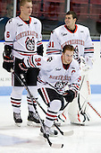 Tyler McNeely (Northeastern - 94) was announced as a starter for Northeastern. - The visiting Rensselaer Polytechnic Institute Engineers tied their host, the Northeastern University Huskies, 2-2 (OT) on Friday, October 15, 2010, at Matthews Arena in Boston, MA.