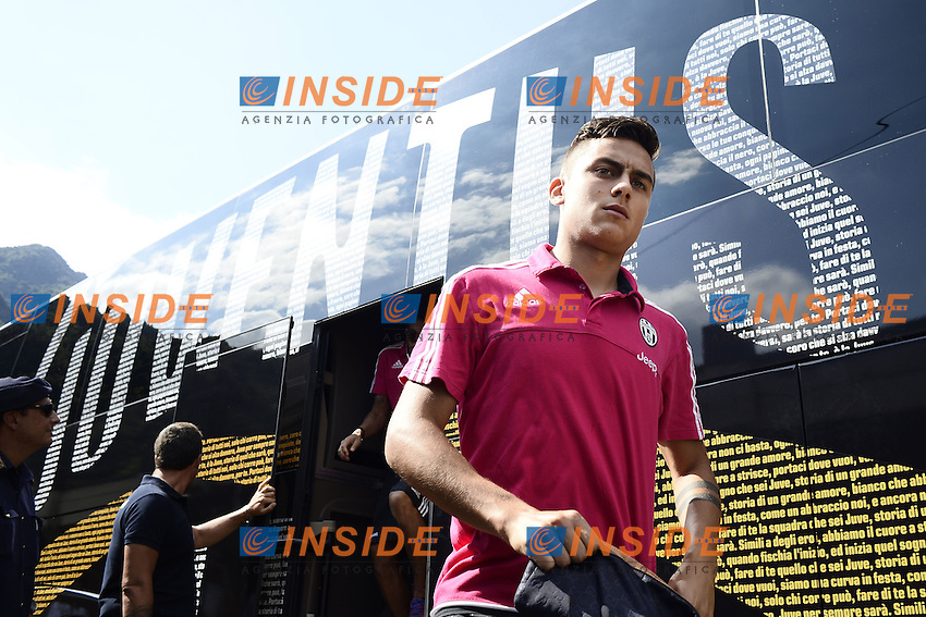 Villar Perosa (To) 19-08-2015 - amichevole / Juventus A-Juventus B / foto Daniele Buffa/Image Sport/Insidefoto<br /> nella foto: Paulo Dybala