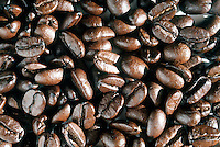 WHOLE ROASTED COFFEE BEANS<br /> Coffee Contains Caffeine<br /> Caffeine is a drug that acts as a stimulant to the heart and central nervous system, and is also known to increase blood pressure in the short-term, although there is no conclusive evidence of long-term effects on blood pressure.