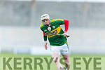 Kerry's Shane Nolan at the Allianz Hurling League Division 1B match against  Laois at Austin Stack Park on Sunday