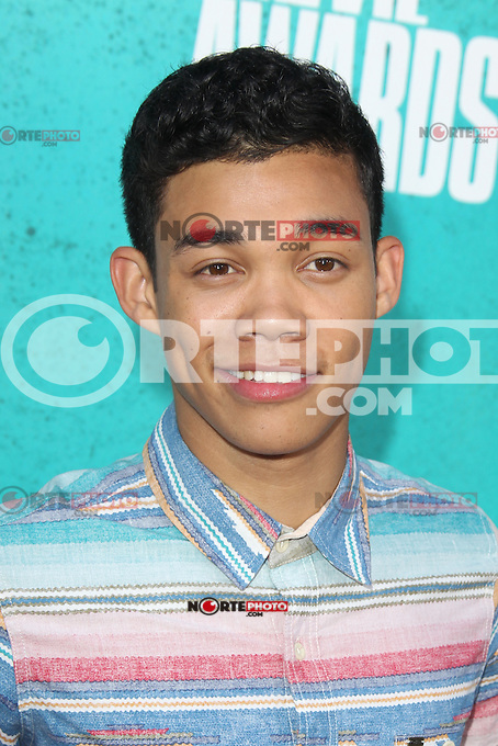 Roshon Fegan at the 2012 MTV Movie Awards held at Gibson Amphitheatre on June 3, 2012 in Universal City, California. ©mpi29/MediaPunch Inc.