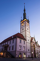 Olomoucká radnice - Town Hall building, Olomouc, Czech Republic
