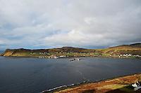 Ferry port of Uig, Isle of Skye, Scotland