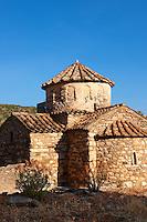 Church of Panagia Damiotissa, Naxos Island Greek Cyclades Island