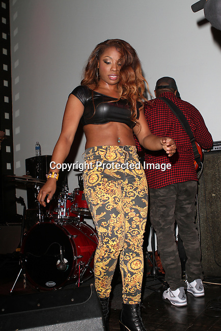 """Jessy Wilson Performs at BET's Music Matters """"Best of 2012"""" Holiday Showcase At S.O.Bs, NY   12/11/12"""