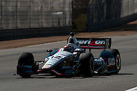 20-21 Febuary, 2012 Birmingham, Alabama USA..Will Power..(c)2012 Scott LePage  LAT Photo USA