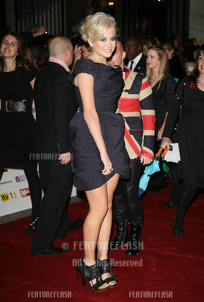 Pixie Lott arriving for the 2010 Pride Of Britain Awards, at the Grosvenor House Hotel, London. 08/11/2010  Picture by: Alexandra Glen / Featureflash