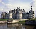 AA00389-02...FRANCE - Chateau de Chambord is the largest of the Loire Valley chateaus.