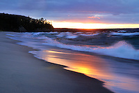Miners Beach, Pictured Rocks National Lakeshore<br />