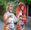 ZSL London Zoo Tiger Streak 12th August 2016