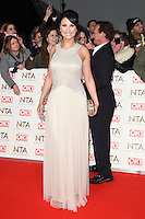 Emma Barton at the National TV Awards 2017 held at the O2 Arena, Greenwich, London. <br /> 25th January  2017<br /> Picture: Steve Vas/Featureflash/SilverHub 0208 004 5359 sales@silverhubmedia.com