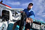 2016 - SAILING OFFSHORE WITH NANDOR FA - ATLANTIC OCEAN - LES SABLES D'OLONNE
